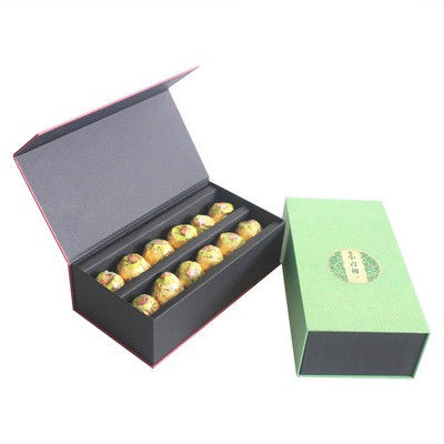 Glossy Art Paper Fancy Paper Packaging Box , Chocolate Recycled Gift Boxes