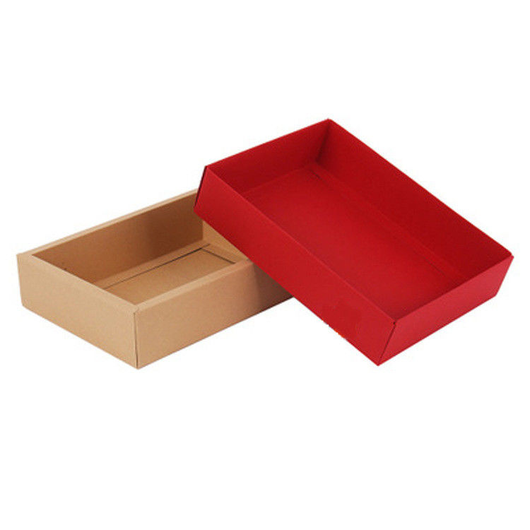 Gold Foil Men Underwear Packing Paper Box Sliding Drawer Box Recycled Material
